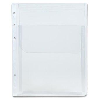 Obrázek produktu Obal na katalogy závěsný PP Karton - A4, klopa
