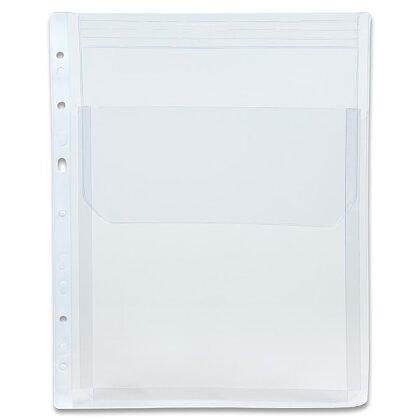 Obrázek produktu PP - obal na katalogy - eurozávěs, klopa, 180 mic.