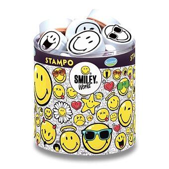 Obrázek produktu Razítka Stampo Smiley - Smajlíci