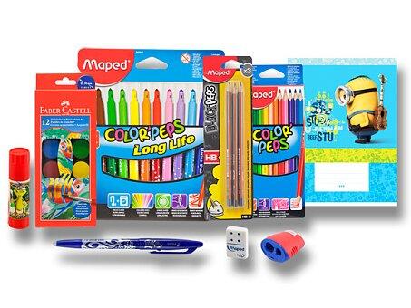Obrázek produktu Balíček školních potřeb Activáček - 9 produktů