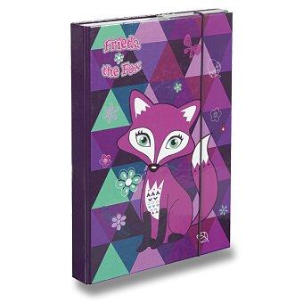 Obrázek produktu Box na sešity Frieda the Fox - A4