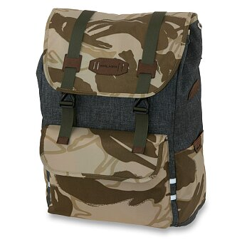 Obrázek produktu Školní batoh Walker Rover Tramper Camo Sand