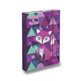 Obrázek produktu Box na sešity Frieda the Fox - A5