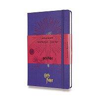 Zápisník Moleskine Harry Potter - tvrdé desky