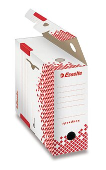 Obrázek produktu Archivační krabice Speedbox Esselte - hřbet 100 mm