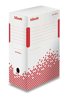 Obrázek produktu Archivační krabice Speedbox Esselte - hřbet 150 mm