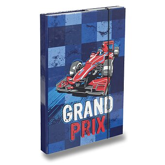 Obrázek produktu Box na sešity Grand Prix - A4