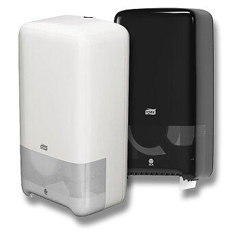 Obrázek produktu Zásobník na toaletní papír Tork Twin Mid size Elevation - 344 x 184 x 140 mm, výběr barev