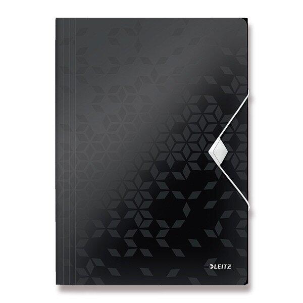 Spisové desky Wow černý
