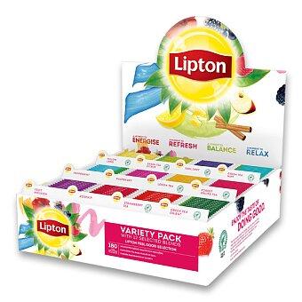 Obrázek produktu Souprava čajů Lipton Classic Mix Box - 180 sáčků
