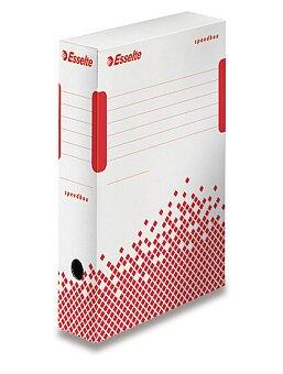 Obrázek produktu Archivační krabice Speedbox Esselte - hřbet 80 mm