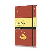 Zápisník Moleskine Le Petit Prince - tvrdé desky