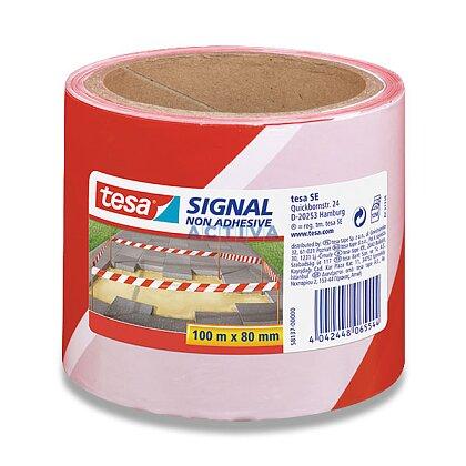 Obrázek produktu Tesa Signal - výstražná páska - 80 mm x 100 m