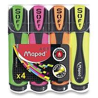 Zvýrazňovač Maped Fluo Peps Ultra Soft