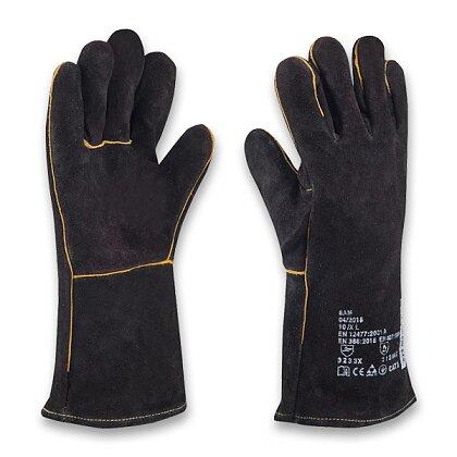 Obrázek produktu SAM - celokožené svářecí rukavice - vel. 10