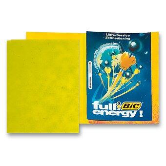 Obrázek produktu Rychlovazač ROC HIT Office přešpánový - A4, žlutý