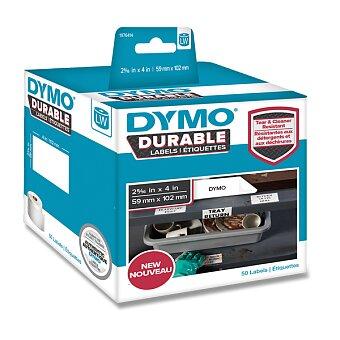 Obrázek produktu Velmi odolná páska Dymo - 102 x 59 mm, 50 ks