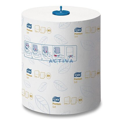 Obrázek produktu Tork Matic - papírové ručníky v roli - 2vrstvé, návin 120 m