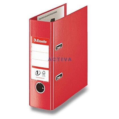Obrázek produktu Esselte - pákový pořadač - A5, 75 mm, červený