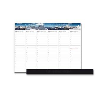 Obrázek produktu Týdenní plánovací mapa A2 s fotografií - 630 x 480 mm, 30 listů