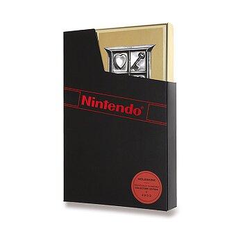 Obrázek produktu Zápisník Moleskine The Legend of Zelda - tvrdé desky - sběratelská edice