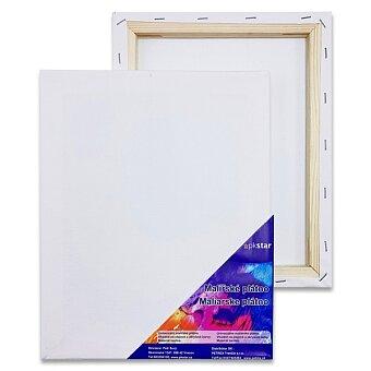 Obrázek produktu Malířské plátno v dřevěném rámu - 24 x 30 cm