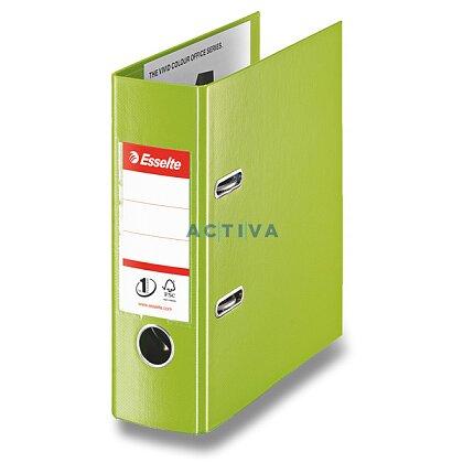Obrázek produktu Esselte - pákový pořadač - A5, 75 mm, zelený