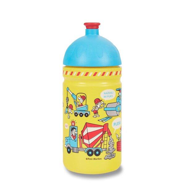 Zdravá lahev 0,5 l Stavba