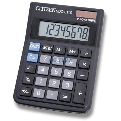 Obrázek produktu Citizen SDC-011S - desktop calculator