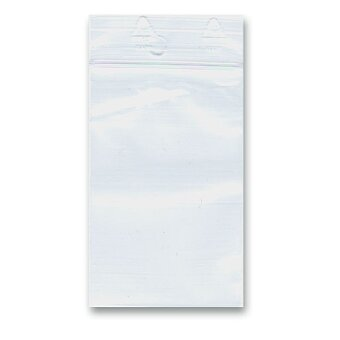 Obrázek produktu Rychlouzavírací sáčky - 4 x 6 cm, 100 ks