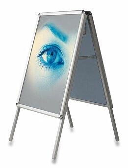 Obrázek produktu Oboustranný stojan Eye-Catcher pro venkovní použití - výběr rozměrů