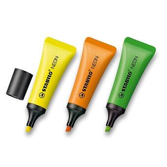 Obrázek produktu Zvýrazňovač Stabilo Neon - výběr barev