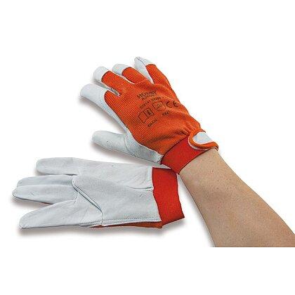 Obrázek produktu Hobby - pracovní rukavice -  kombinované, vel. 10