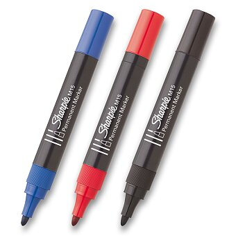 Obrázek produktu Permanentní popisovač Sharpie Marker M15 - výběr barev