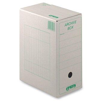 Obrázek produktu Archivační krabice Emba - 330 x 260 x 150 mm