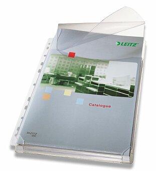Obrázek produktu Zakládací kapsa Leitz pro objemné dokumenty - A4, závěsná s chlopní, 5 ks