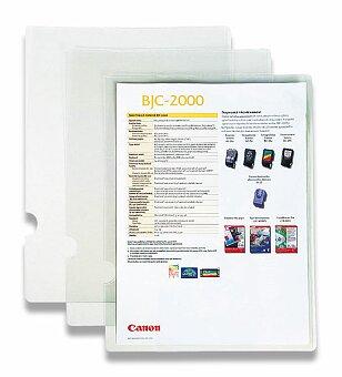 "Obrázek produktu Zakládací obal PP Karton """"L"""" - A5, tuhý, 150 mikronů, 25 ks"