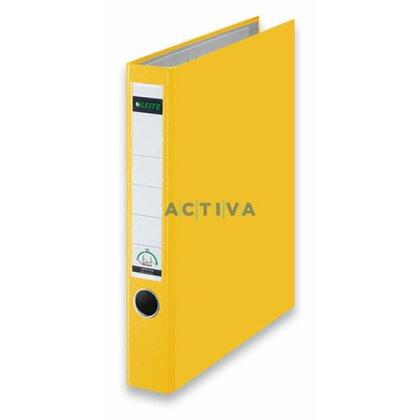 Obrázek produktu Leitz - pákový pořadač  - 50 mm, žlutý
