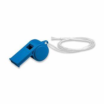 Obrázek produktu ARBITER - plastová píšťalka na šňůrce, výběr barev