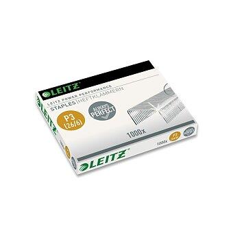 Obrázek produktu Drátky do sešívaček Leitz 26/6 - 1000 ks, na 30 listů