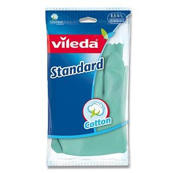 Obrázek produktu Úklidové rukavice Vileda Standart - výběr velikostí