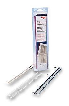 Obrázek produktu Vázací lišta GBC Velobinder - A4, 25 ks - výběr barev