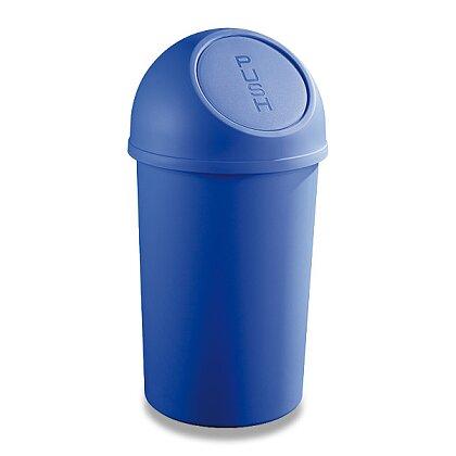 Obrázek produktu Helit - koš na tříděný odpad - 25 l, modrý