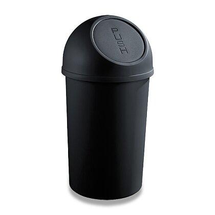 Obrázek produktu Helit - koš na tříděný odpad - 25 l, černý
