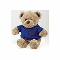 BALOO - plyšový medvěd, tmavě modrá