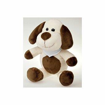 Obrázek produktu SCOOBY - plyšový pes, bílá