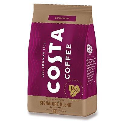 Obrázek produktu Costa Coffee Signature Blend Dark - zrnková káva - Signature Blend Dark, 500 g