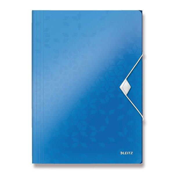 Spisové desky Wow modré