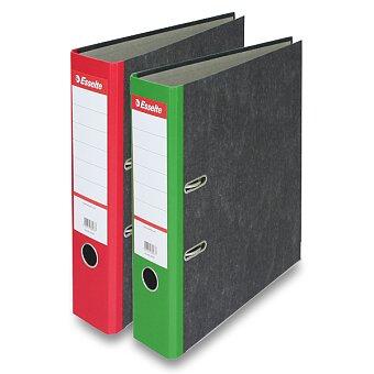 Obrázek produktu Pákový pořadač Esselte Mramor - A4, 75 mm, výběr barev