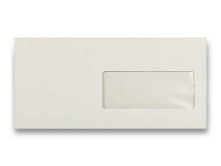 Obrázek produktu Obálka Harmanec DL - samolepící s okénkem, 1000 ks
